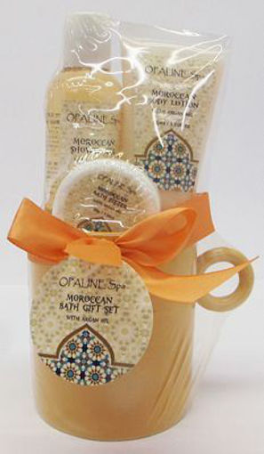 Picture of Bathset In Mug 4Pc - No 10647