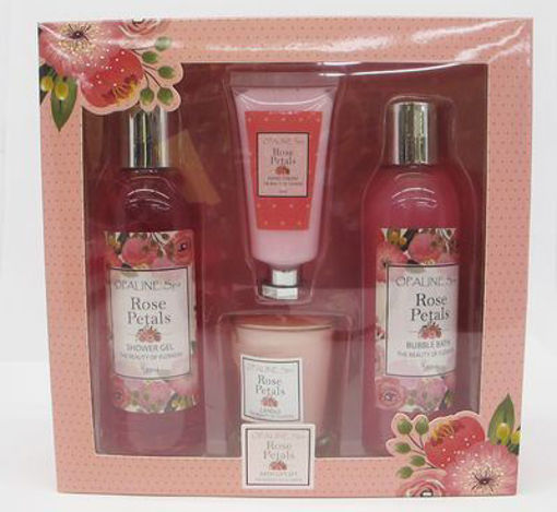 Picture of Bathset In Paper Box 5Pc - No 10641