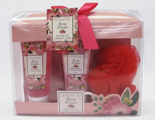 Picture of Bathset In Pvc Box 4Pc - No 10648
