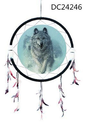 Picture of Dream Catcher 24in, Wolves - No DC24246