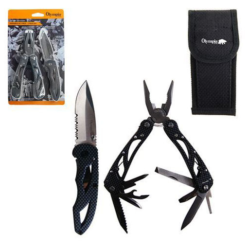 Picture of Multitool W/Sheath 13-In-1 - No 31285PK