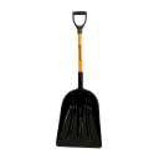 Picture of Shovel Scoop Grain Poly. Fbg Hd - No S005994