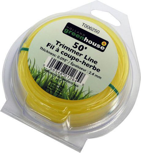 Picture of Trimmer Line Nylon .095X50Ft - No T006250
