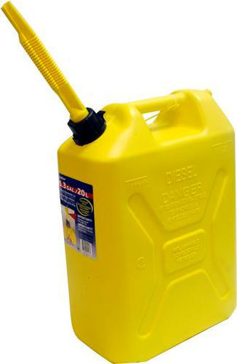 Picture of Jerry Can 20L Diesel Military (3711) - No SC-D520