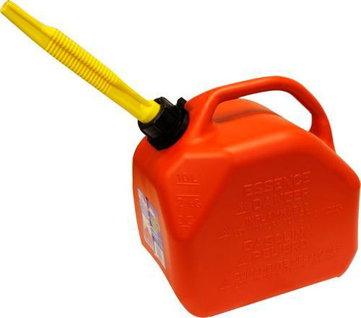 Picture of Jerry  Can 10 Litre Gasoline Self Vent #07079 - SC-AB10