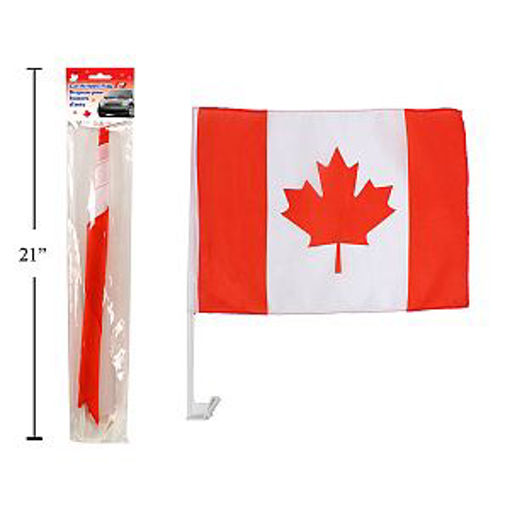 Picture of Flag Auto 12X17In - No 62144