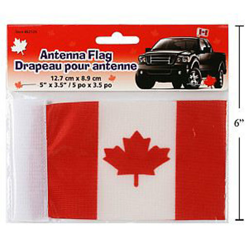 Picture of Flag Antena 5X3.5In - No 62125