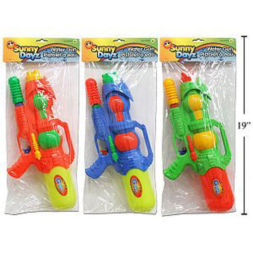 Picture of Watergun W/Tank 15.5In - No 15533