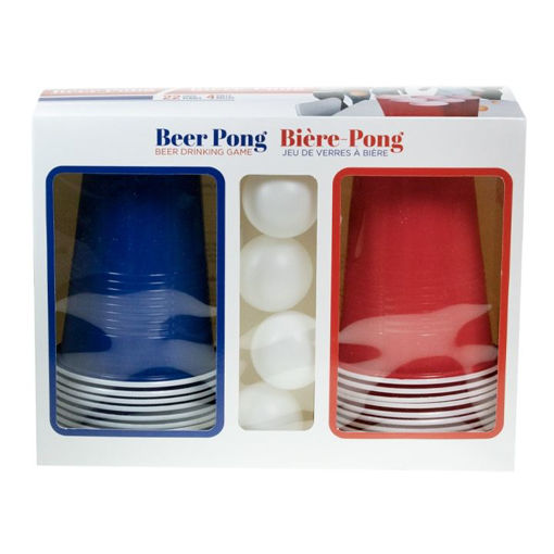 Picture of Beer Pong Kit 22Cup & 4Balls - No 20540CUP