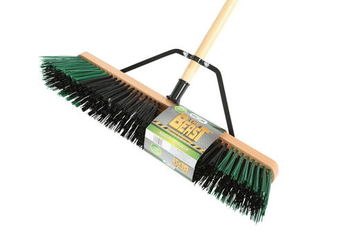 Picture of Broom Push 24in, Rough - No GCP-4066