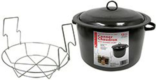 Picture of Canner 12 Qt W/Rack - No CR12