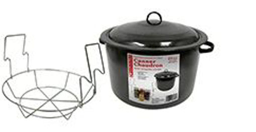 Picture of Canner 21 Qt W/Rack - No CR21