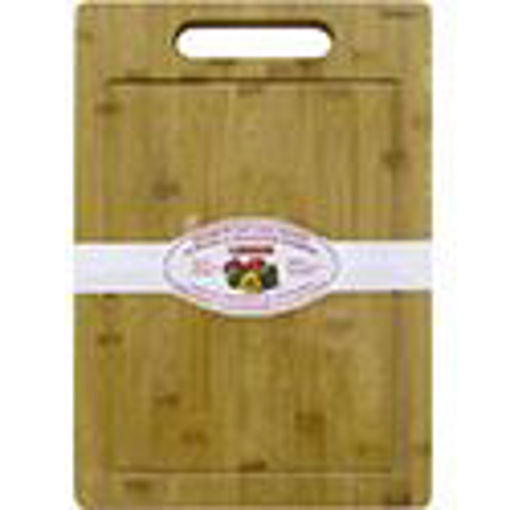 Picture of Cutting Board Bamboo 11X16 - No 076482