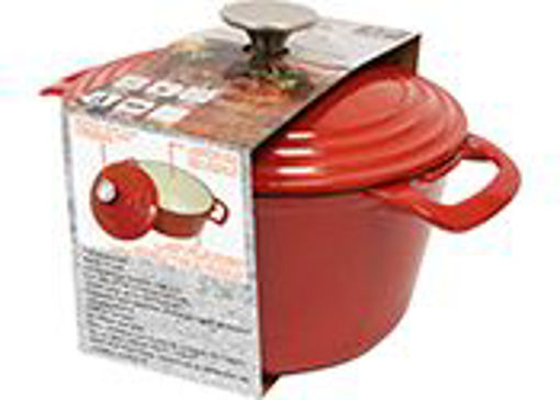 Picture of Dutch Oven Cast Iron Enamel 3L - No 077944
