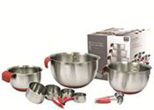 Picture of Kitchen Set Ss 11Pcs - No 077905