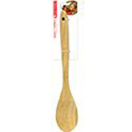 Picture of Spoon Wooden Slotted 14in - No 076281