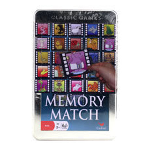 Picture of Memory Match Tin - No 91043