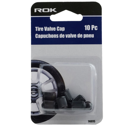 Picture of Tire Valve Cap 10Pcs - No 14895