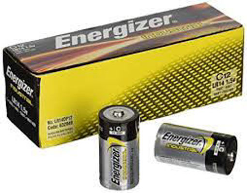 Picture of Battery C Ind. Alk Each Energ. - No EN93