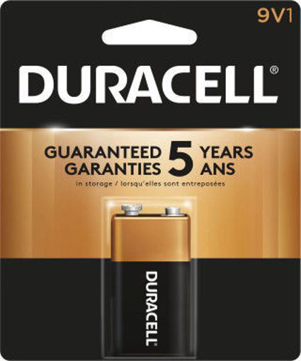 Picture of Battery Duracell 9V - No 00041333088617