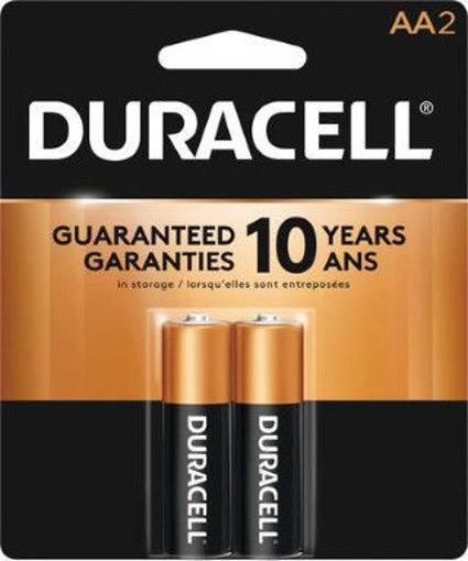 Picture of Battery Duracell Aa 2Pk Ultra - No 00041333089614