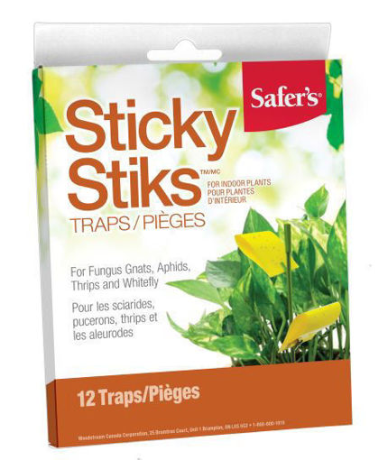 Picture of Traps Sticky Sticks 2X12 - No T2122CAN