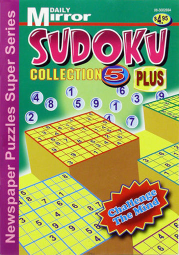 Picture of Sudoku Collection Puzzle 7X10In - No 87752