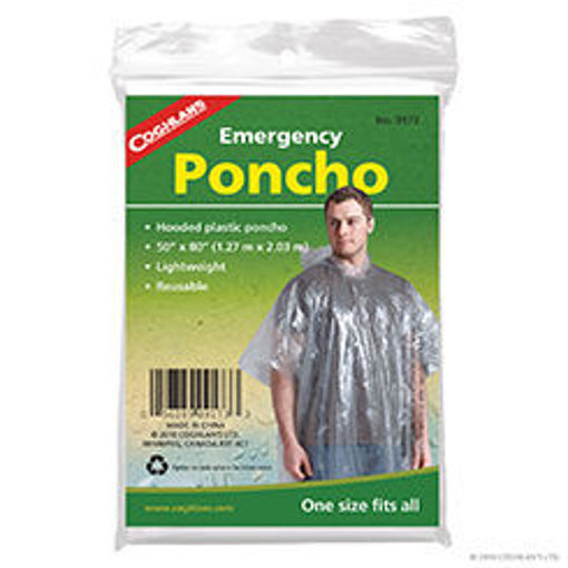 Picture of Poncho Emergency - No 9173