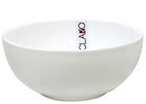 Picture of Bowl 6in White Opal Glass - No 076688