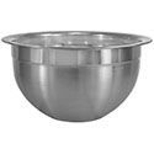 Picture of Bowl Mixing 8L Ss Euro - No 12754