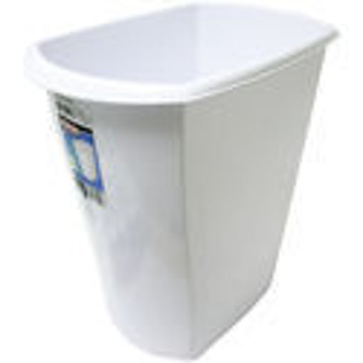 Picture of Wastebasket 21Qt Ultra White - No 10368006