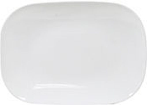 Picture of Plater Serving 14In Plain Opal - No 077860