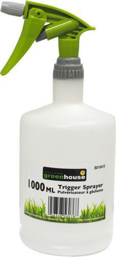 Picture of Sprayer W/Trigger 1000Ml - No S010419