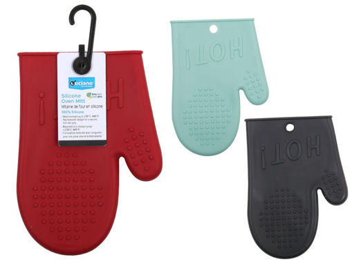 Picture of Oven Mitt Silicone - No 80598