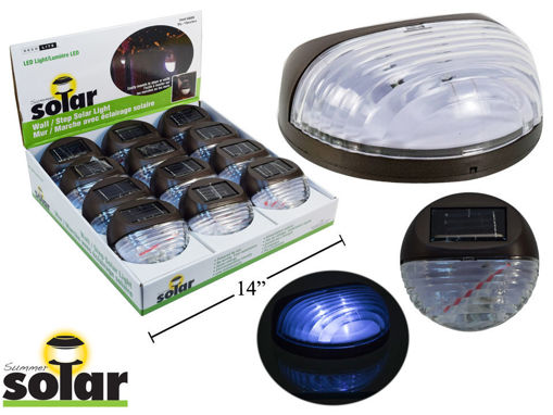 Picture of Solar Led Stair and Fence Light, 4.2in - No 66688