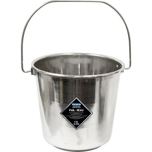 Picture of Pail Ss 7.8L - No 078280