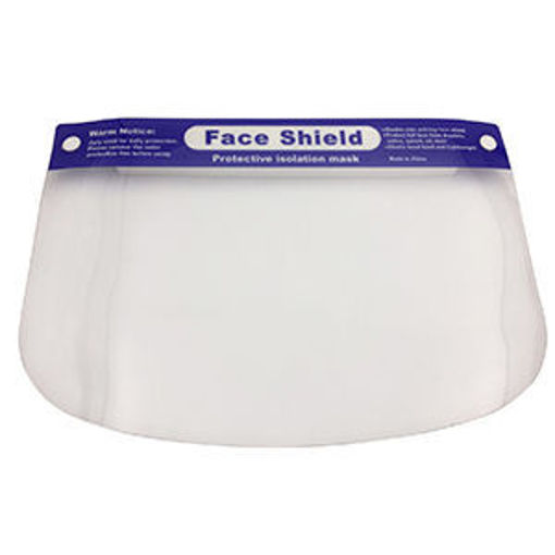 Picture of Face Shield Plst 32X22Cm - No 078396
