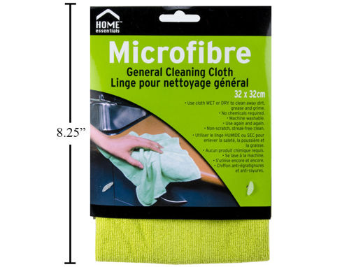 Picture of H.E. Microfibre General Cleaning Cloth - No 83562