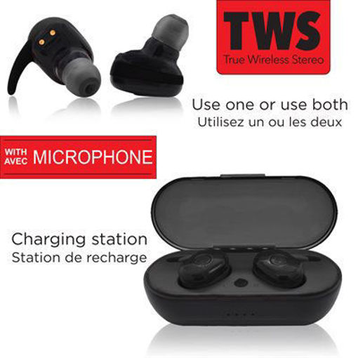 Picture of Wireless Earbuds W-Charging Case - No BTM43
