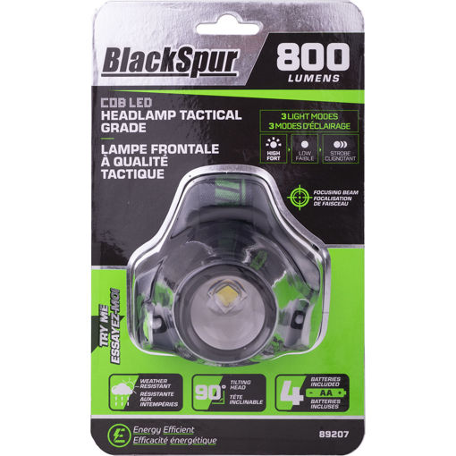 Picture of Led Headlamp 3 Mode - No 89207