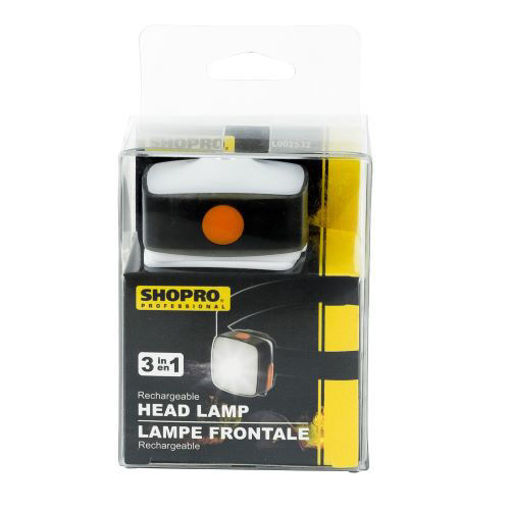 Picture of Lamp Head 3In1 3W Cree Led - No L002532