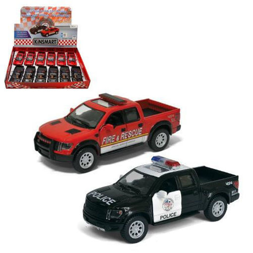 Picture of Kinsmart 1:46 Ford Police F-150 - No 70430TYC
