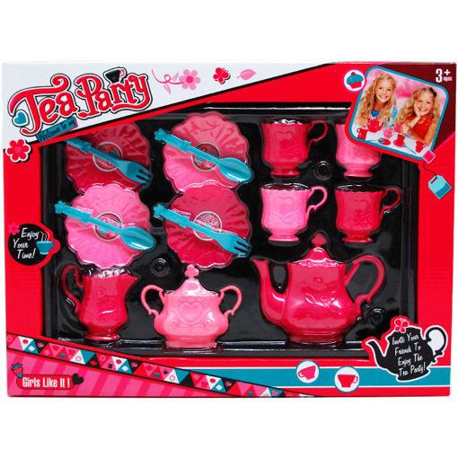 Picture of Tea Party Set 15Pc - No ARZ76226