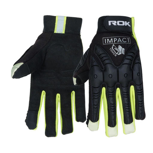 Picture of Glove Work Pro Impact Large - No 70951