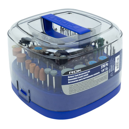 Picture of Rotary Tool Acc Kit 276Pc - No 48226