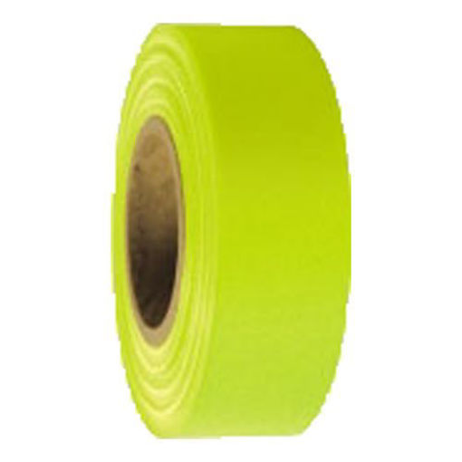 Picture of Tape Flagging Lime 200Ft - No 71220