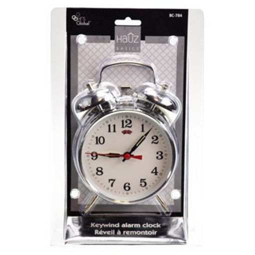 Picture of Alarm Clock -Double Bel,Large - No BC-784