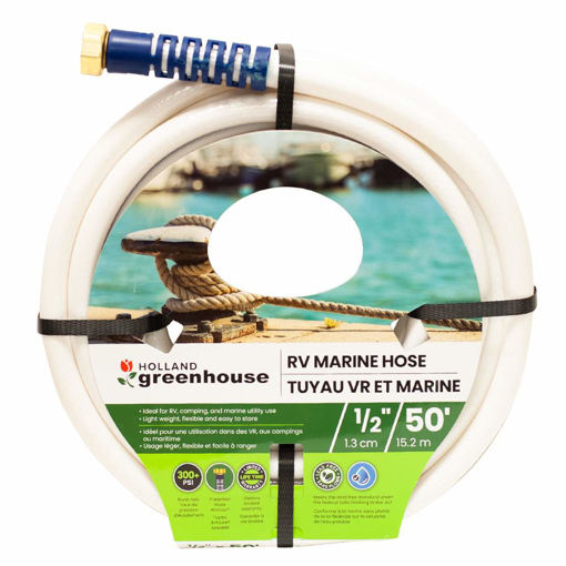 Picture of Hose Marine 1/2inX50Ft Drinking Water - No HRV12050N