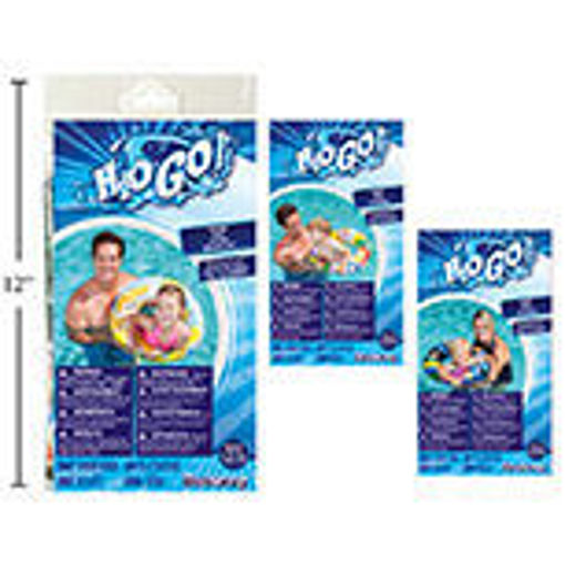 Picture of Inflatable Swim Ring 24in - No 17090