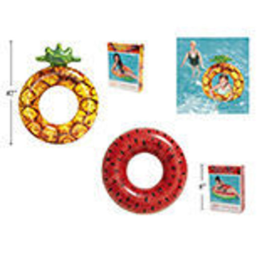 Picture of Inflatable Swim Ring 42in - No 17099